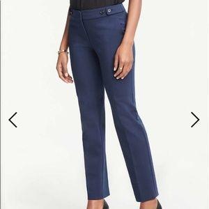 **NWT** ANN TAYLOR FACTORY DRESS BLUE PANTS